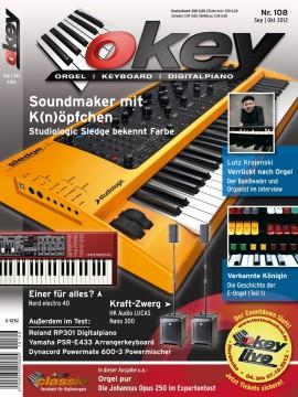 OKEY Ausgabe 108 - September/Oktober 2012