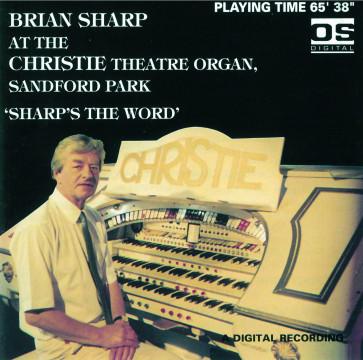 Brian Sharp - Sharp's The Word