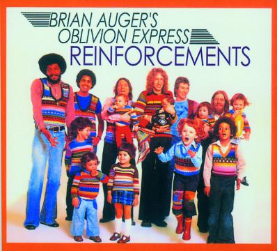 Brian Auger - Reinforcements / Search Party (Oblivion Express)