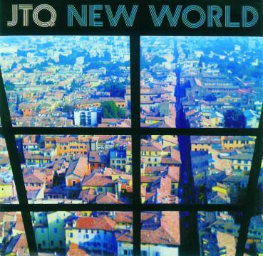 James Taylor Quartet - New World