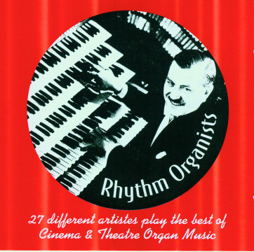 Diverse Interpreten - Rhythm Organists