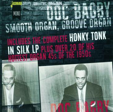 Bagby Doc - Smooth Organ, Groove Organ (2 CD)