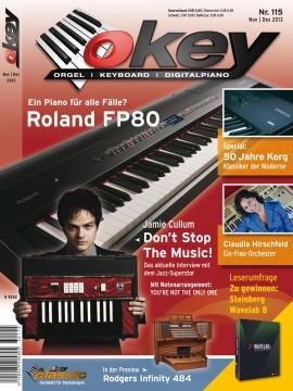 OKEY Ausgabe 115 - Dezember/November 2013