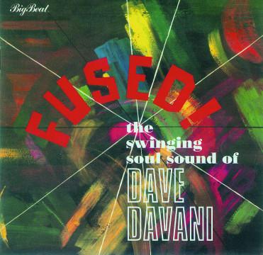 Dave Davani - Fused!