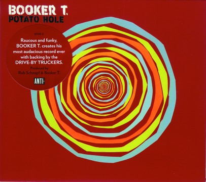 Booker T. Jones - Potato Hole