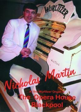 Nicholas Martin - The Opera House Blackpool