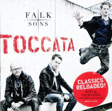 Dieter Falk - Toccata (Falk & Sons)