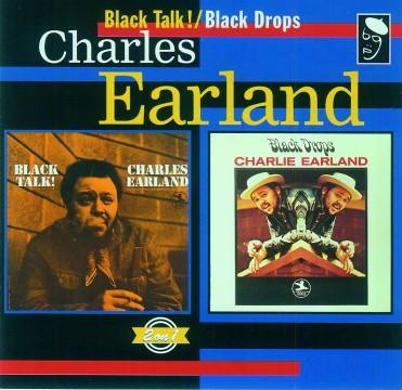 Charles Earland - Black Talk / Black Drops