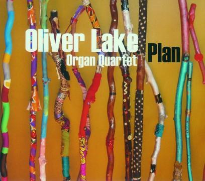 Jared Gold - Plan (Oliver Lake Organ Trio)