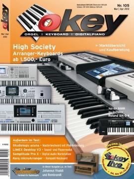 OKEY Ausgabe 105 - März/April 2012