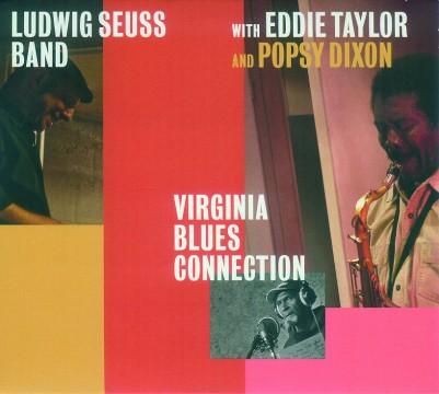 Ludwig Seuss - Virginia Blues Connection