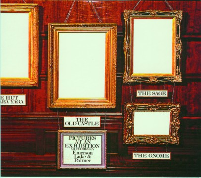Keith Emerson - Pictures At An Exhibition