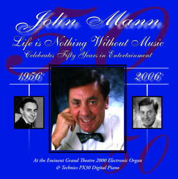John Mann - Life Is Nothing Without Music