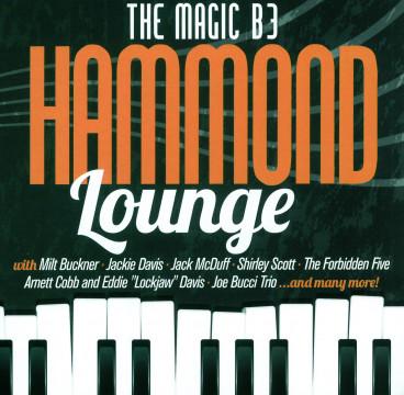 Diverse Interpreten - Hammond Lounge: Magic B3
