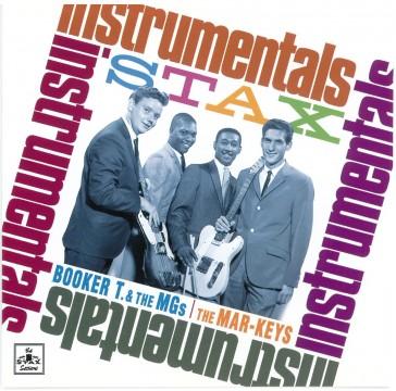 Booker T. Jones & The MGs - Stax Instrumentals