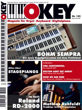 OKEY Ausgabe 142 - Mai/Juni 2018