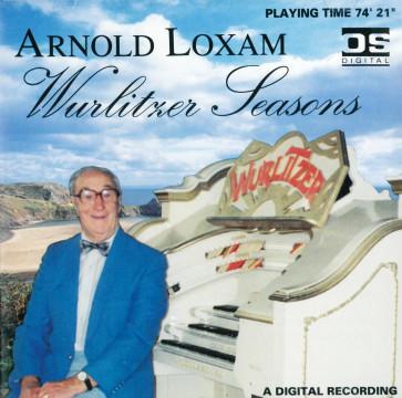 Arnold Loxam - Wurlitzer Season