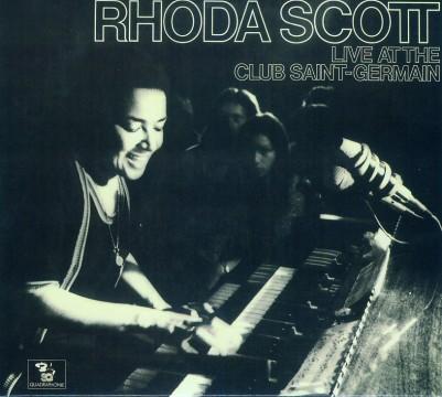 Rhoda Scott - Live At The Club Saint Germain