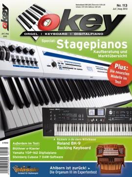 OKEY Ausgabe 113 - Juli/August 2013