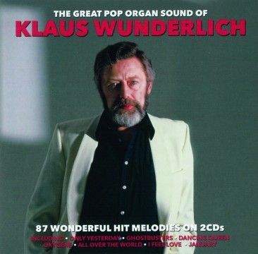 Klaus Wunderlich - The Great Pop Organ Sound Of Klaus Wunderlich