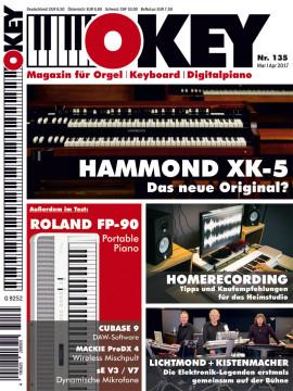 OKEY Ausgabe 135 - März/April 2017