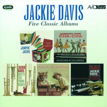 Jackie Davis - Five Classic Albums (2 CD)