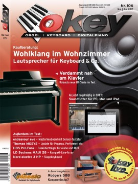 OKEY Ausgabe 106 - Mai/Juni 2012