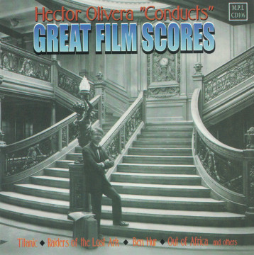 Hector Olivera - Great Film Scores