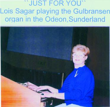 Lois Sagar - Just For You