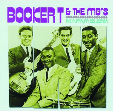 Booker T. Jones & The MGs - The Platinum Collection