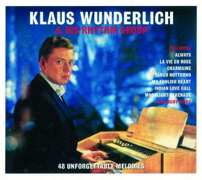 Klaus Wunderlich - 48 Unforgettable Melodies (2CD)