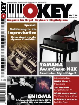 OKEY Ausgabe 134 - Januar/Februar 2017