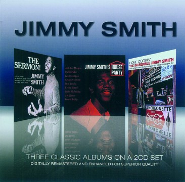 Jimmy Smith - Three Classic Albums