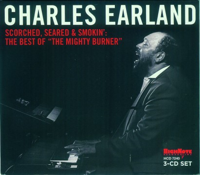 Charles Earland - Scorched, Seared & Smokin'