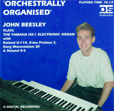 John Beesley - Orchestrally Organised