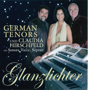 Claudia Hirschfeld (mit German Tenors) - Glanzlichter