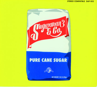 Adam Scone - Pure Cane Sugar