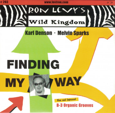 Ron Levy - Finding My Way