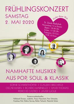 02.05.2020, Dorsten - Aula der St. Ursula Realschule