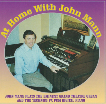 John Mann - At Home With John Mann