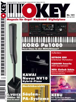 OKEY Ausgabe 141 - März/April 2018