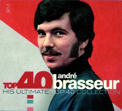 André Brasseur - TOP 40 (2CD)