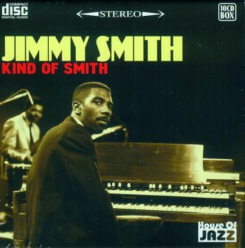 Jimmy Smith - Kind Of Smith