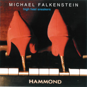Michael Falkenstein - High Heel Sneakers