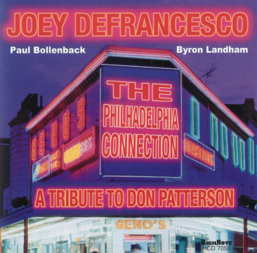 DeFrancesco Joey - The Philadelphia Connection