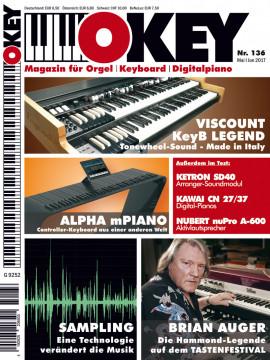 OKEY Ausgabe 136 - Mai/Junl 2017