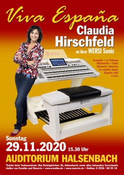 29.11.2020, Halsenbach - Auditorium