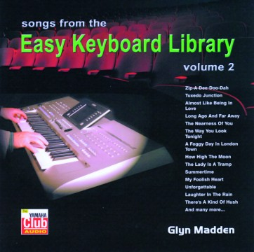 Glyn Madden - Songs From The Easy Keyboard Library (Vol.2)