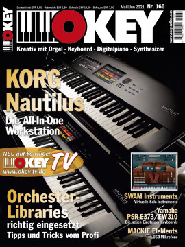 OKEY Ausgabe 160 - Mai/Juni 2021