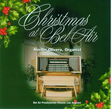 Hector Olivera - Christmas At Bel Air